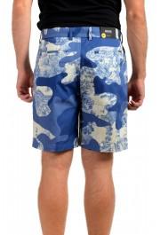 "Hugo Boss Men's ""Kedno-Short-D-Pleats"" Multi-Color Pleated Shorts: Picture 3"