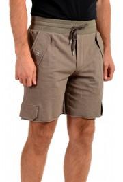 Dolce & Gabbana D&G Men's Stone Beige Sweat Shorts: Picture 2