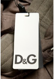 Dolce & Gabbana D&G Men's Stone Beige Sweat Shorts: Picture 5