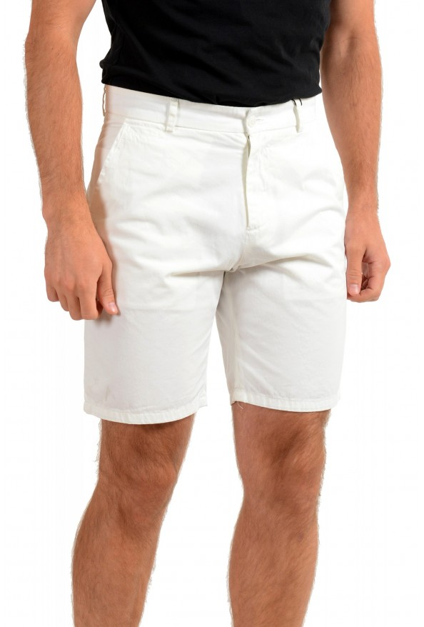 Dolce & Gabbana Men's White Casual Shorts: Picture 2