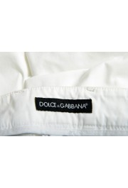 Dolce & Gabbana Men's White Casual Shorts: Picture 5