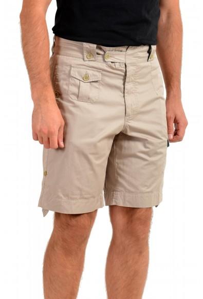 Dolce & Gabbana Men's Beige Casual Shorts: Picture 2