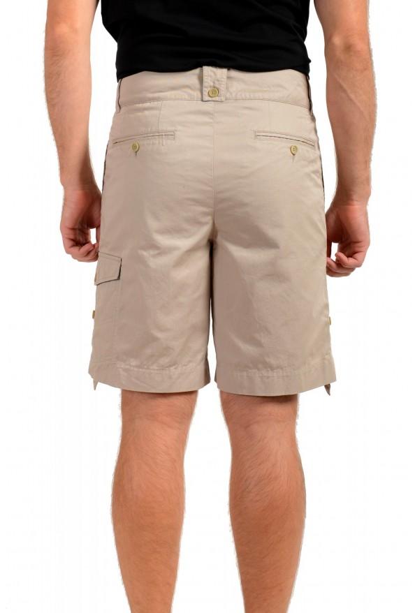 Dolce & Gabbana Men's Beige Casual Shorts: Picture 3
