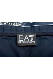 Emporio Armani EA7 Men's Blue Cargo Shorts: Picture 4
