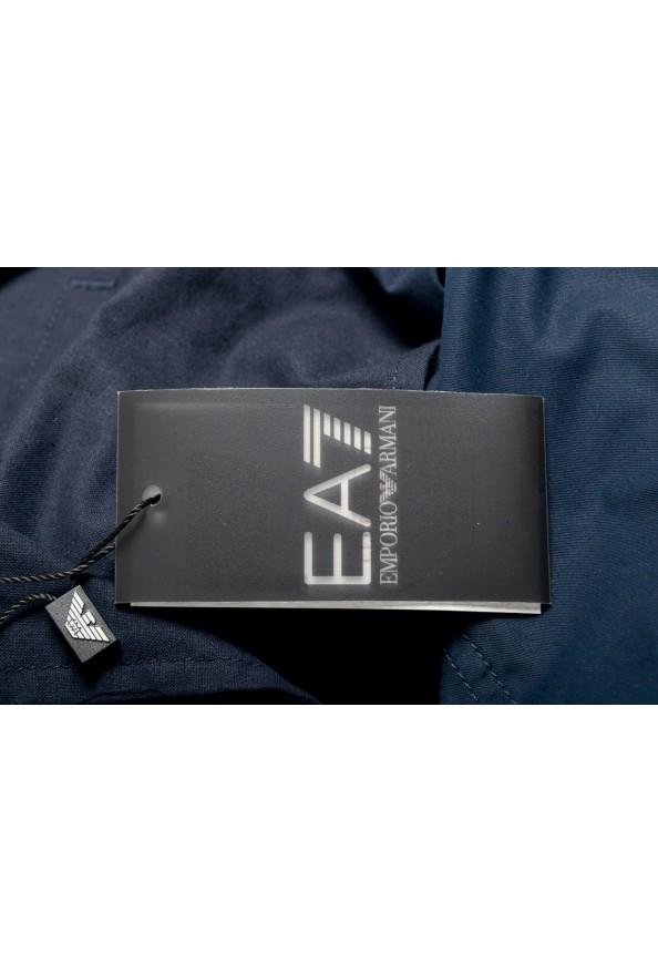 Emporio Armani EA7 Men's Blue Cargo Shorts: Picture 5