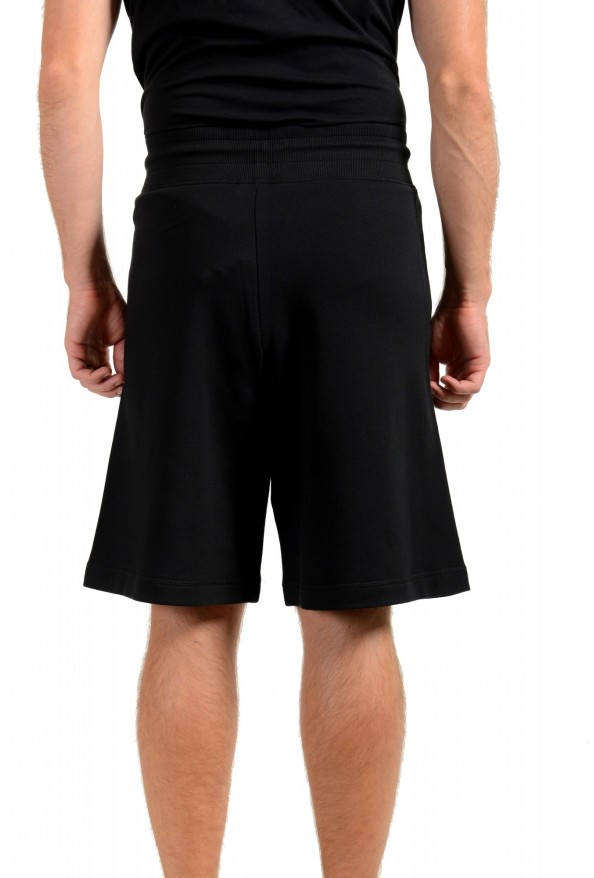 """Versace Jeans Couture Men's """"Logo OUTLINE"""" Sweat Shorts: Picture 3"""