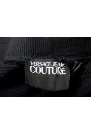 """Versace Jeans Couture Men's """"Logo OUTLINE"""" Sweat Shorts: Picture 4"""