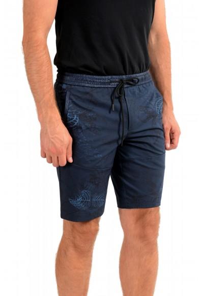 """Hugo Boss Men's """"Liem4-12"""" Floral Print Casual Shorts : Picture 2"""