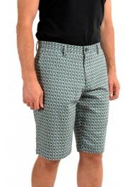 "Hugo Boss Men's ""RIGAN-SHORT"" Geometric Print Casual Shorts: Picture 2"