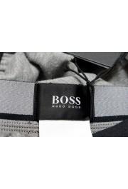 "Hugo Boss Men's ""MIX&Match Shorts"" Gray Casual Lounge Shorts: Picture 4"