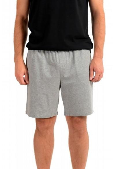 "Hugo Boss Men's ""MIX&Match Shorts"" Gray Casual Lounge Shorts"