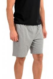 "Hugo Boss Men's ""MIX&Match Shorts"" Gray Casual Lounge Shorts: Picture 2"