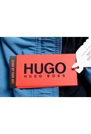 "Hugo Boss Men's ""SPREENT"" Blue Active Shorts : Picture 5"