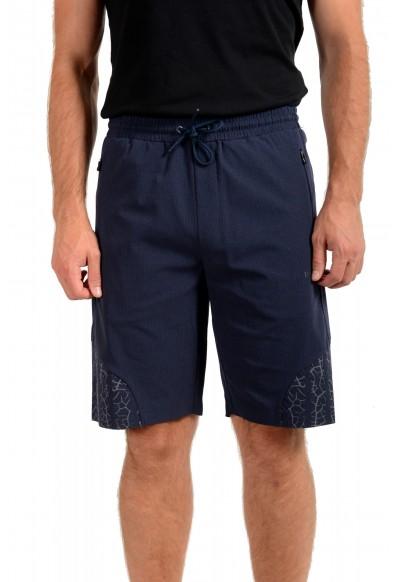"Hugo Boss Men's ""Hicon Short"" Navy Blue Casual Shorts"