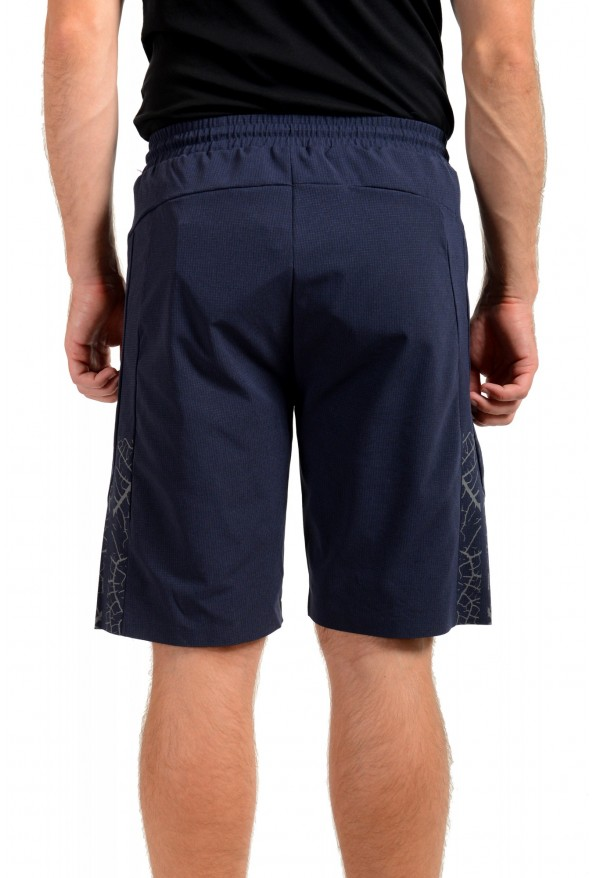 """Hugo Boss Men's """"Hicon Short"""" Navy Blue Casual Shorts: Picture 3"""