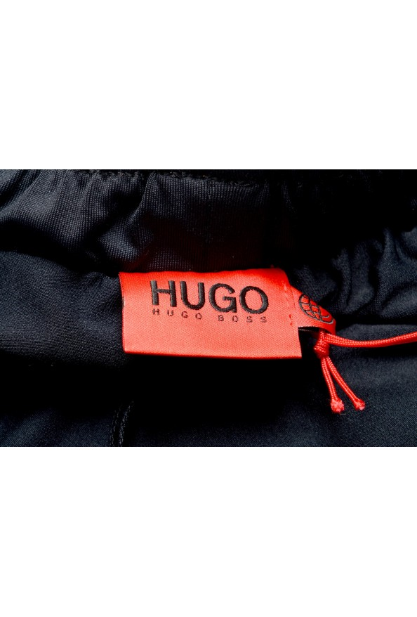 "Hugo Boss Men's ""SPREENT"" Gray Active Shorts: Picture 4"