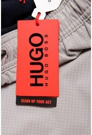 "Hugo Boss Men's ""SPREENT"" Gray Active Shorts: Picture 5"