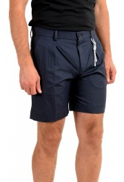"""Hugo Boss Men's """"Pepe1"""" Navy Blue Casual Shorts: Picture 2"""