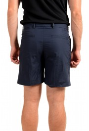 """Hugo Boss Men's """"Pepe1"""" Navy Blue Casual Shorts: Picture 3"""