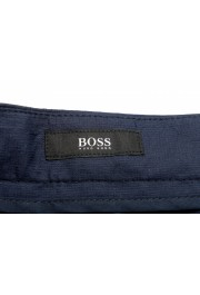 """Hugo Boss Men's """"Pepe1"""" Navy Blue Casual Shorts: Picture 5"""