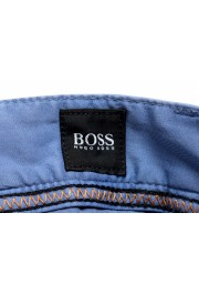 """Hugo Boss Men's """"Schino-Taber-Shorts"""" Tapered Fit Blue Casual Shorts: Picture 4"""