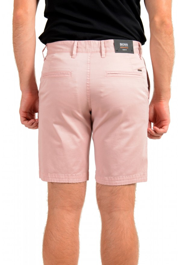 "Hugo Boss Men's ""Schino-Slim-Shorts S"" Slim Fit Casual Shorts: Picture 3"