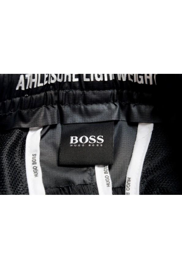 """Hugo Boss Men's """"Liem4-12"""" Slim Fit Floral Print Active Shorts: Picture 4"""