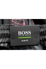 """Hugo Boss Men's """"Liem4-12"""" Slim Fit Floral Print Active Shorts: Picture 5"""