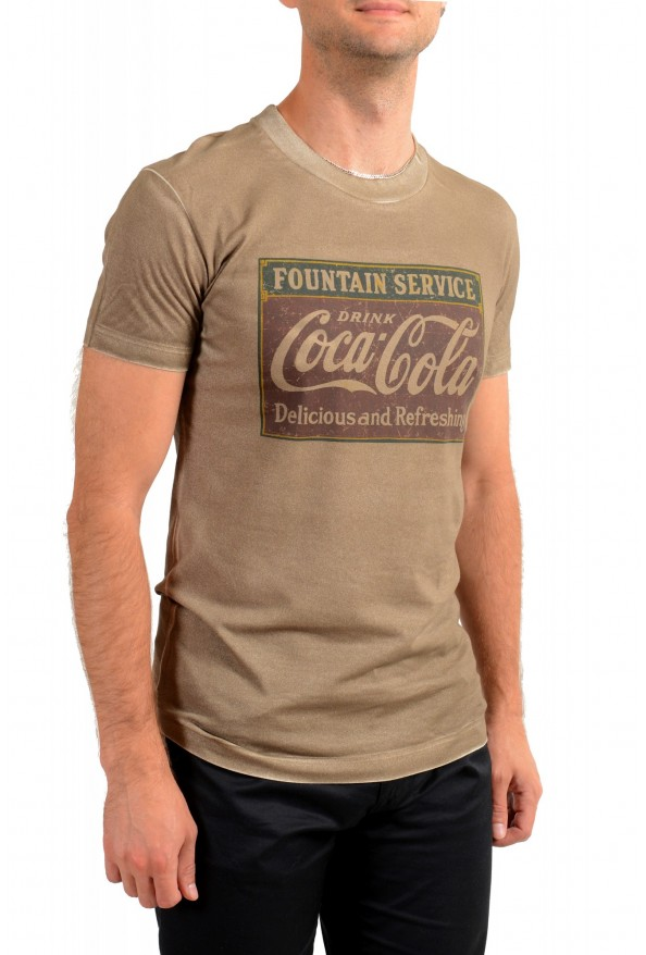 Dolce & Gabbana Men's Multi-Color Crewneck T-Shirt : Picture 2