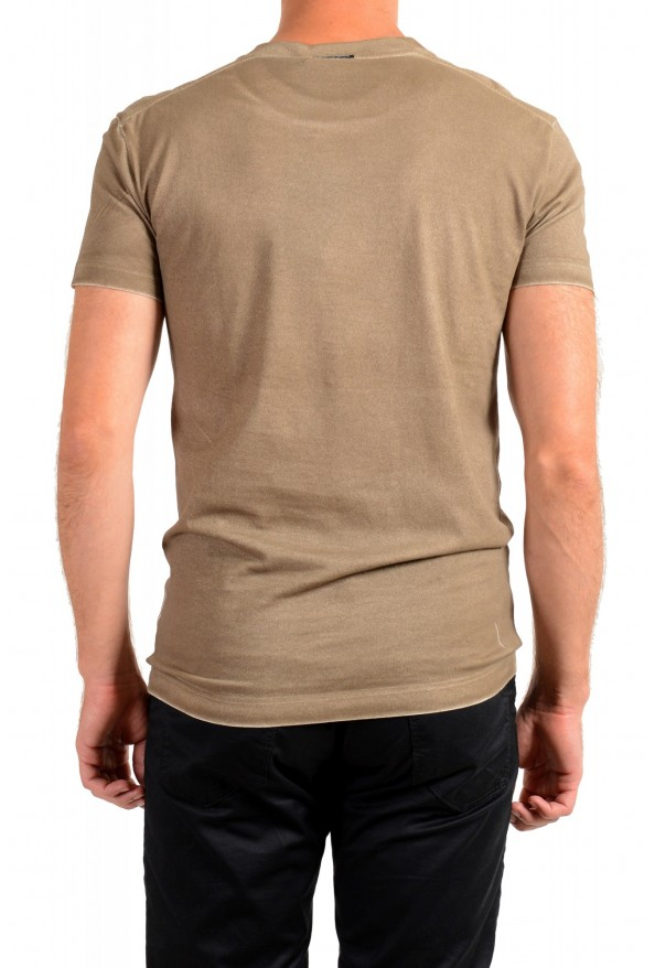 Dolce & Gabbana Men's Multi-Color Crewneck T-Shirt : Picture 3