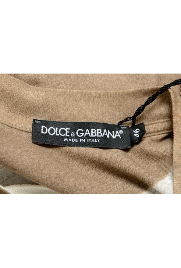 Dolce & Gabbana Men's Multi-Color Crewneck T-Shirt : Picture 5