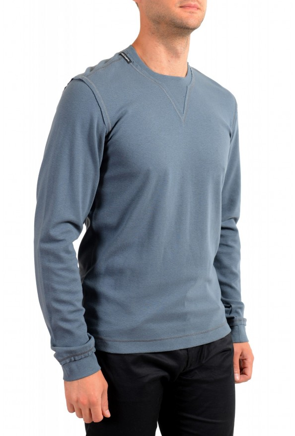 Dolce & Gabbana Men's Gray Sweatshirt Sweater: Picture 2