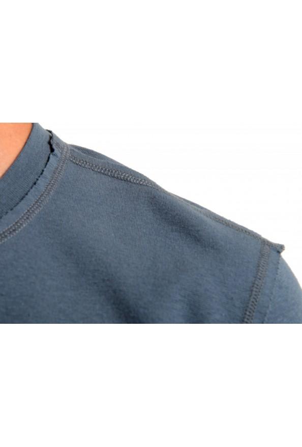 Dolce & Gabbana Men's Gray Sweatshirt Sweater: Picture 4