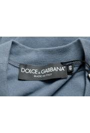 Dolce & Gabbana Men's Gray Sweatshirt Sweater: Picture 5