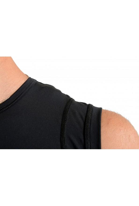 "Emporio Armani EA7 ""Tech M"" Men's Black Sleeveless Tank Top : Picture 4"