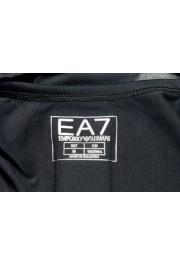"Emporio Armani EA7 ""Tech M"" Men's Black Sleeveless Tank Top : Picture 5"