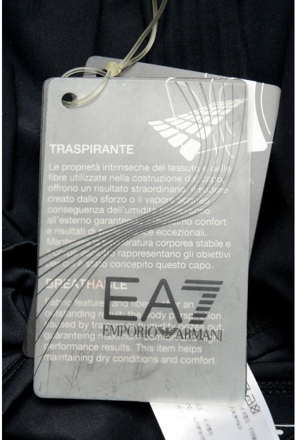 "Emporio Armani EA7 ""Tech M"" Men's Black Sleeveless Tank Top : Picture 6"