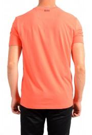 "Hugo Boss Men's ""Tee 4"" Black Logo Print Crewneck T-Shirt: Picture 3"