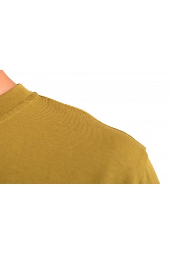 "Hugo Boss Men's ""Teepaper1"" Olive Green Crewneck T-Shirt: Picture 4"
