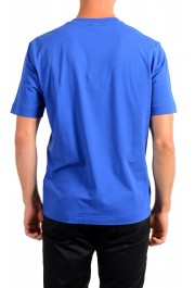 """Hugo Boss Men's """"TChup"""" Relaxed Fit Blue Crewneck T-Shirt: Picture 3"""