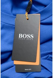 """Hugo Boss Men's """"TChup"""" Relaxed Fit Blue Crewneck T-Shirt: Picture 6"""