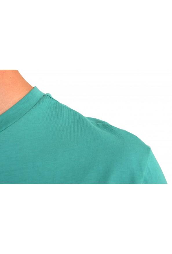 "Hugo Boss Men's ""T-Shirt RN"" Slim Fit Logo Print Crewneck T-Shirt : Picture 4"