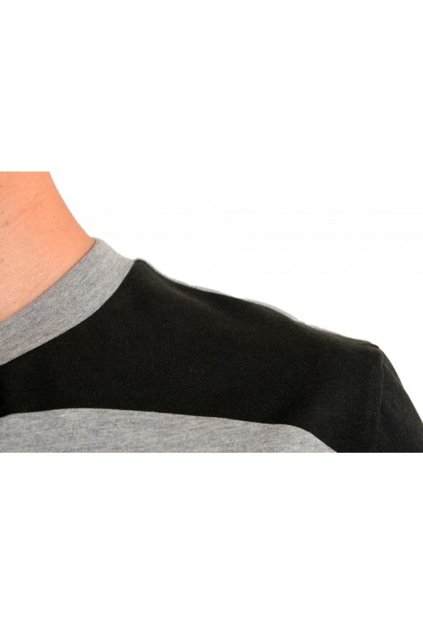 "Hugo Boss Men's ""Tiburt 230"" Gray Crewneck T-Shirt: Picture 4"