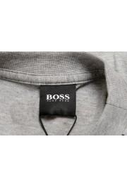 "Hugo Boss Men's ""Tiburt 230"" Gray Crewneck T-Shirt: Picture 5"