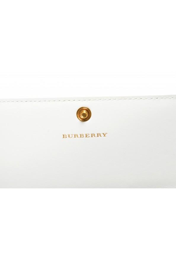 "Burberry Women's ""Halton"" Multi-Color Checkered Leather Wallet: Picture 4"