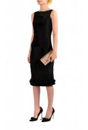 "Burberry Women's ""Halton"" Multi-Color Checkered Leather Wallet: Picture 5"