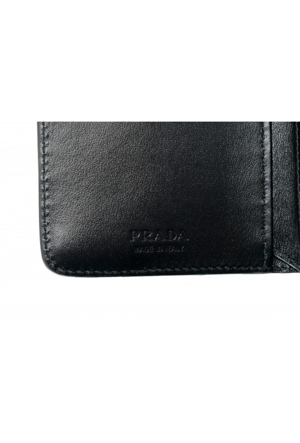 Prada Unisex Black Saffiano Leather 2ZH072 IPhone Case Wallet Case: Picture 6