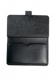 Prada Unisex Black Saffiano Leather 2ZH072 IPhone Case Wallet Case: Picture 7