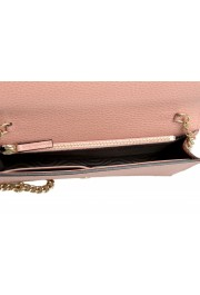 Gucci Women's Dust Pink Textured Leather 466506 CAO0G 5806 Handbag Bag: Picture 5