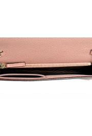 Gucci Women's Dust Pink Textured Leather 466506 CAO0G 5806 Handbag Bag: Picture 6